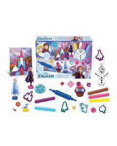Set de masas para crear y jugar Frozen