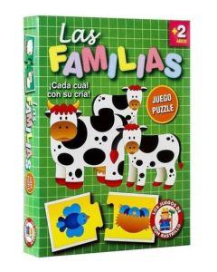 Las Familias 'Los juegos de don rastrillo'