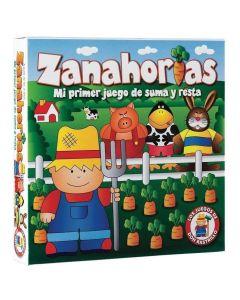 Zanahorias 'Los juegos de don rastrillo'