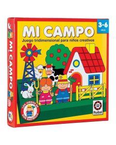 Mi Campo 'Los juegos de Don Rastrillo'