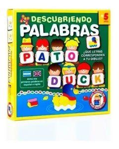 Descubriendo Palabras 'Los Juegos de Don Rastrillo'