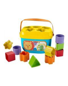 Balde de bloques 16 piezas Baby´s first blocks