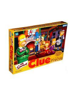 Clue simpsons