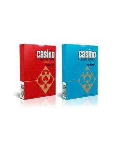 Naipes de Poker Lobito plastificado
