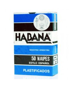 Naipes Españoles x50 plastificados