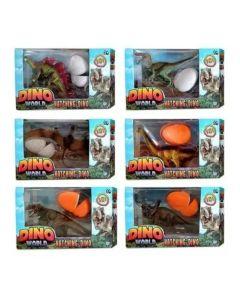 Dino world hatching dino 2 en 1 'Varios modelos'