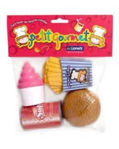 Kit hamburgueseria Petit gourmet