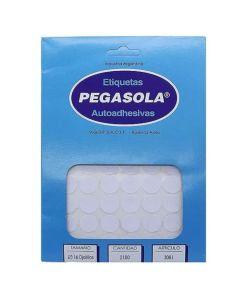 Etiqueta Pegasola N°3081 Ojalillos x 30 planchas