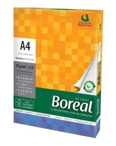 Resma Boreal A4 70 gr.