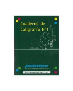 Cuaderno de Caligrafia Nº1 Nivel Inicial
