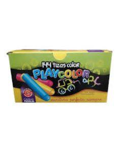 144 Tizas Color Playcolor