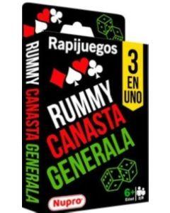 Rapi rummy 3 en 1