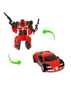 Muñecos transformers convertibles