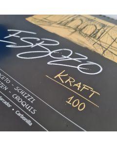 Block 100 Kraft 60 Hojas Lisas