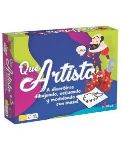 Que artista