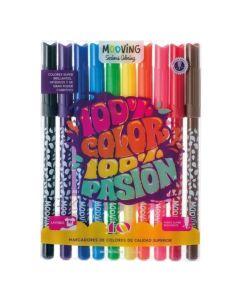 100% color 100% pasion