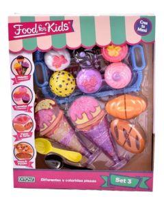 Set Food for kids