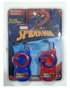 Walkie Talkie Spider Man