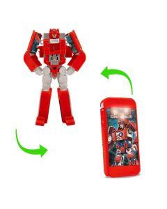 Transformer robot en celular DITOYS CONVERTIBLES
