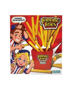Jumping Fries CUIDADO QUE NO SALTEN!