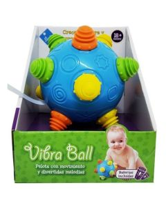 Pelota con movimientos y melodias  'Vibra Ball'