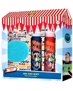 Jabon liquido infantil toy story ¡Para pintar azulejos!