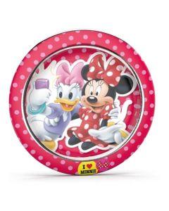 Plato infantil Minnie mouse
