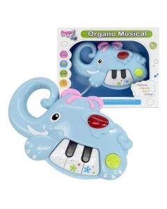 Mini Organo c/Luz y Sonido 'Varios modelos'