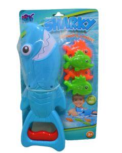 Sharky ¡Atrapalos a todos!