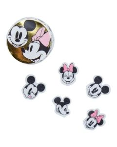 Cinta Mickey & Minnie 1.5 x 5 mm.