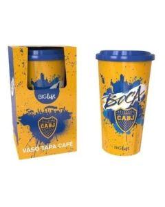 Vaso para cafe Boca Jrs