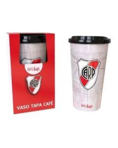 Vaso para cafe River Plate