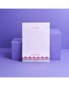 Block de notas 'TO DO' 90 hojas