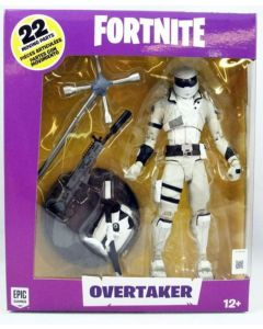 Muñeco Fortnite Original Overtaker