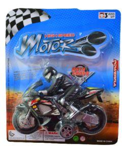 Motocicleta a friccion HIGH SPEED MOTOR