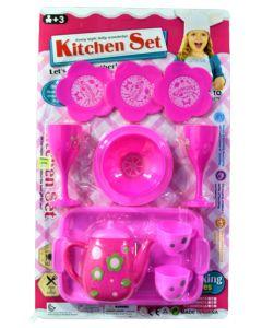 Set de cocina con accesorios KITCHEN SET