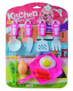 Set de accesorios de cocina KITCHEN CHEF´S SERIES