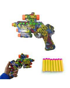 Pistola grafitty con luz Funtoys