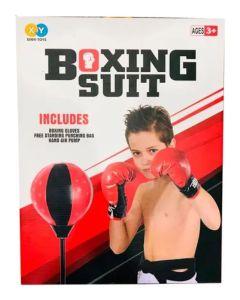 Set de boxeo BOXING SUIT CON PUCHING