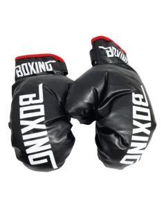 Par de guantes de boweo infantil BOXING