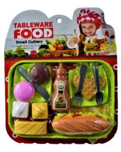 Set de comididas TABLEWARE FOOD