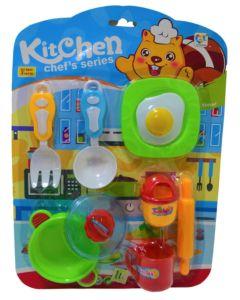 Set de cocina KITCHEN CHEF¨S SERIES
