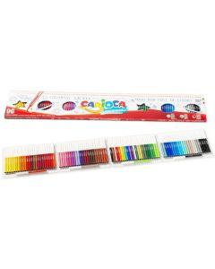 96 marcadores superwashable 1 mt of colors