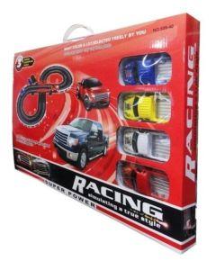 Pista de camionetas RACING SUPER POWER