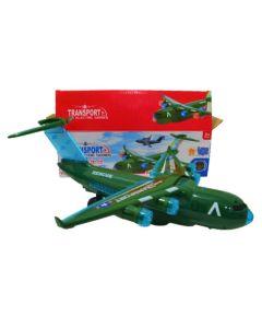 Avion Rescue electric series con luz y sonido