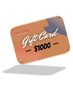 Gift card oxford bronce