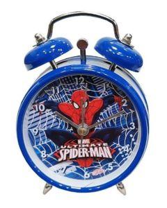 Reloj despertador spider man