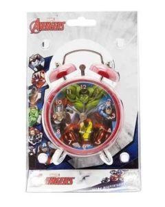 Reloj despertador avengers