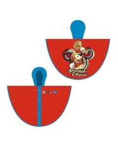 Piloto tipo capa talle 4 Mickey