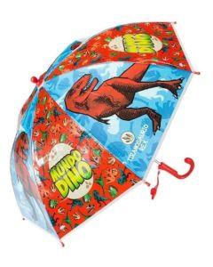 Paraguas infantil mundo dino